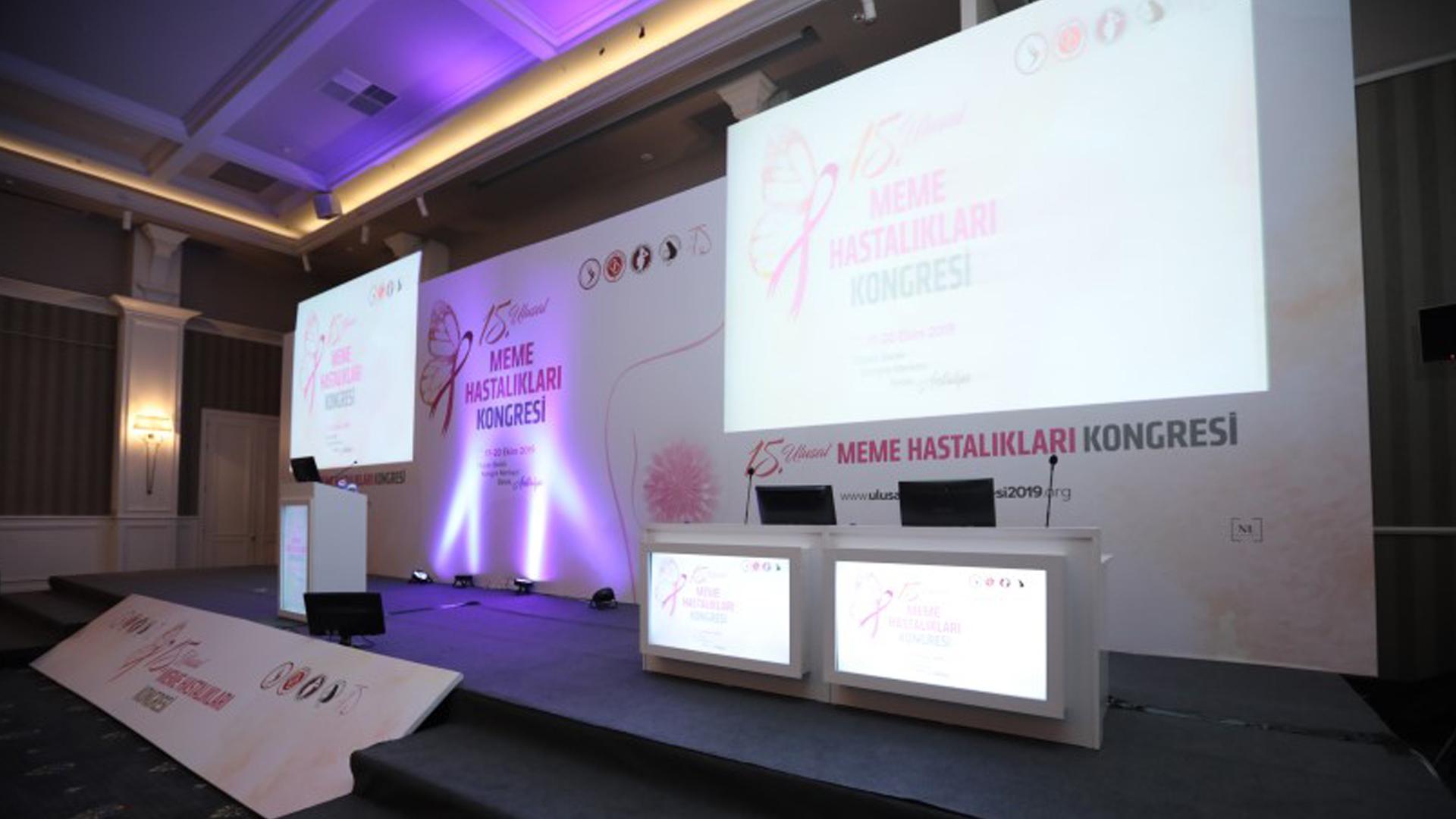 15. Ulusal Meme Hastalıkları Kongresi