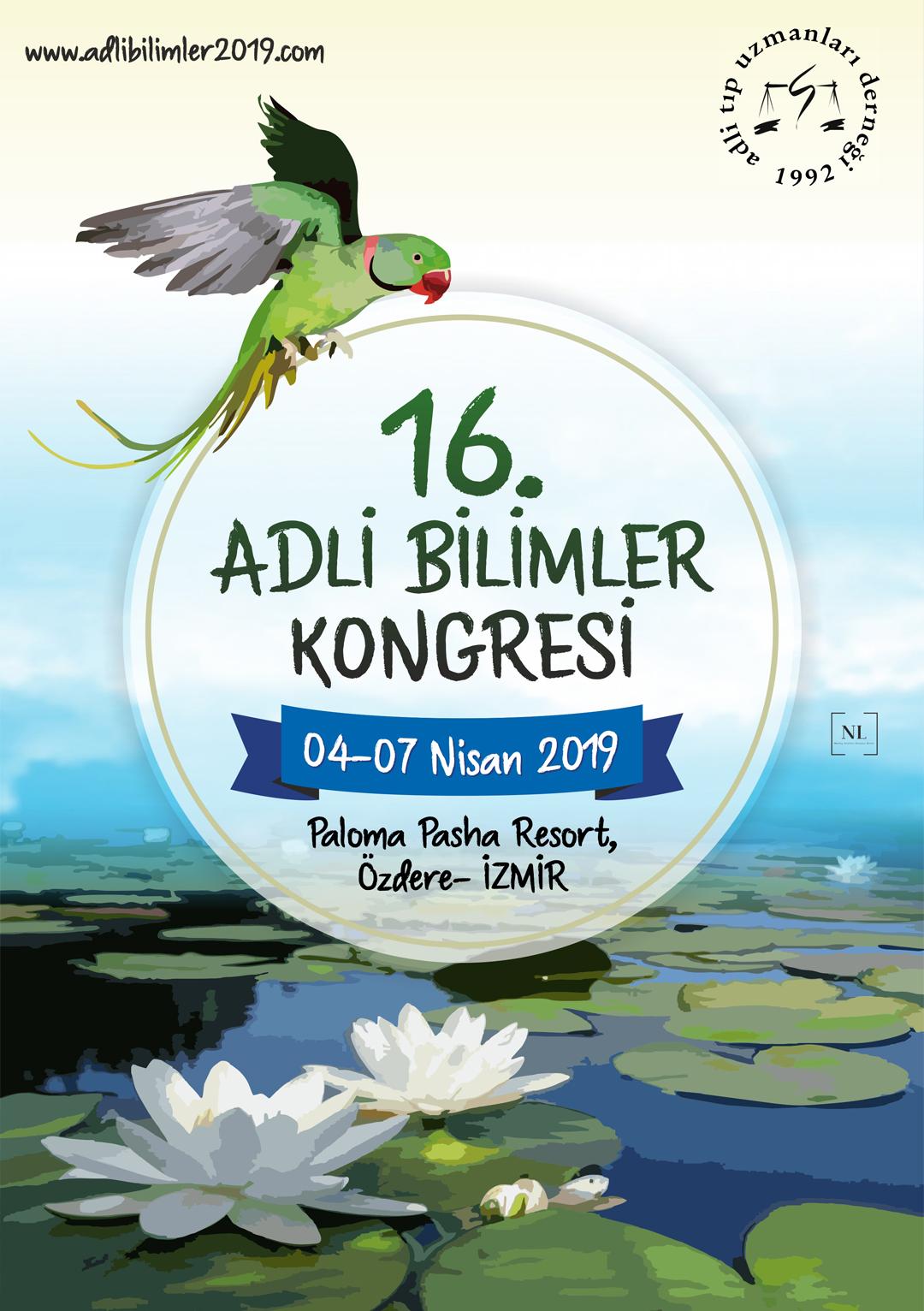 1.Uluslararası ve 17. Ulusal Adli Bilimler Kongresi